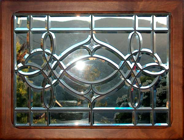 Old Leaded Glass Windows : Age of elegance antique victorian beveled glass window