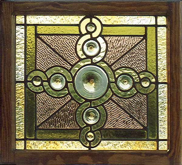 victorian american stained glass window from age of elegance